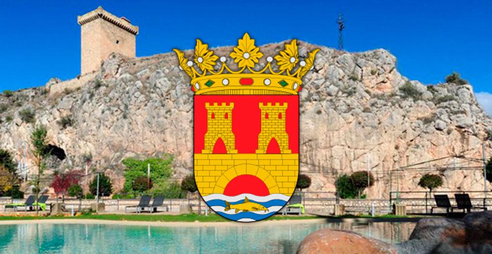 Escudo Alhama de Aragón