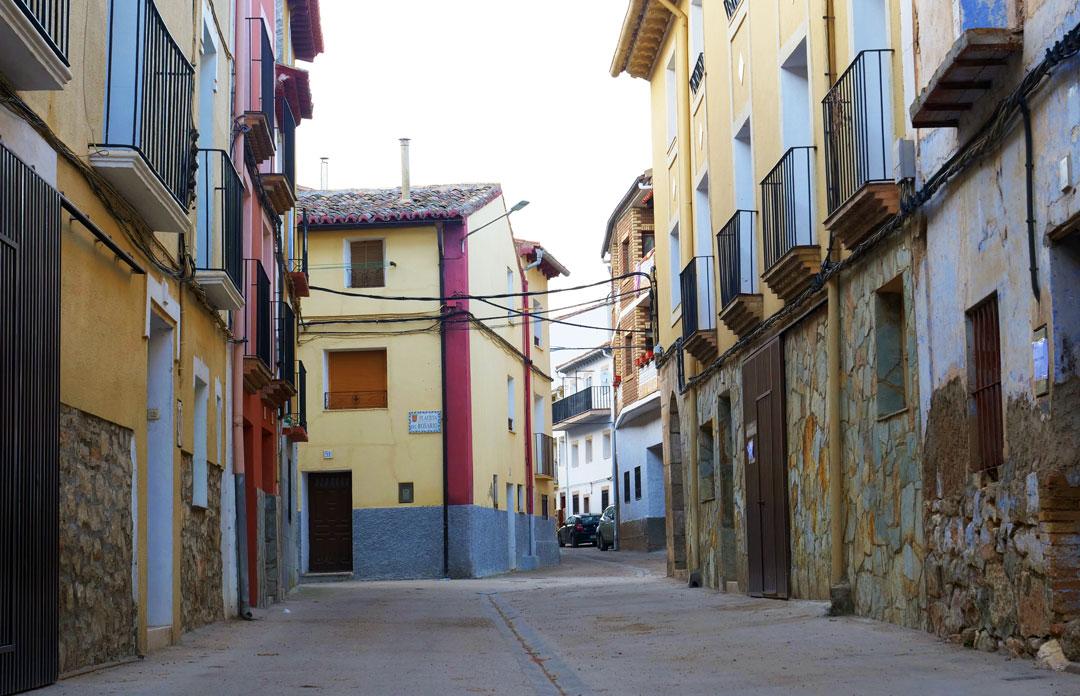 Casco antiguo Alhama de Aragón